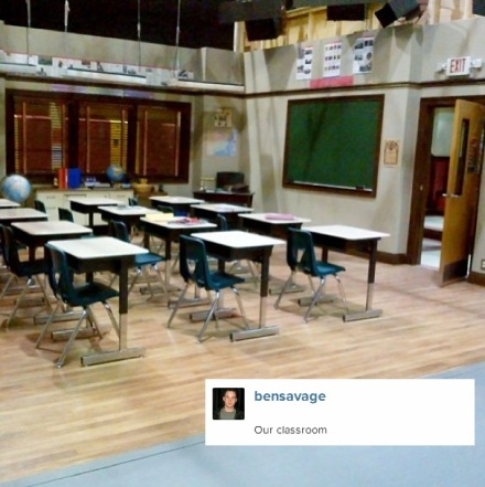 Class Is Officially In Session On Girl Meets World!