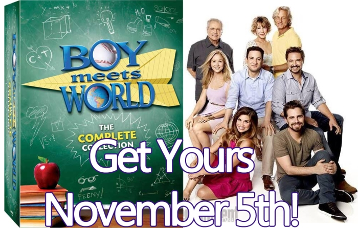 Boy Meets World Box Set