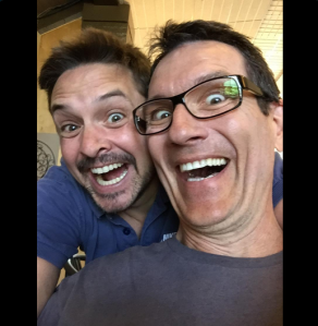 Pic From Will Friedle's Twitter