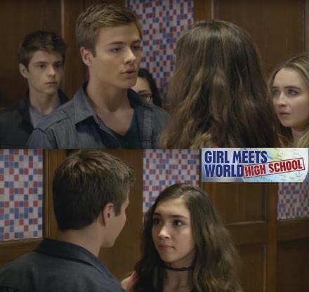 Girl Meets World High School
